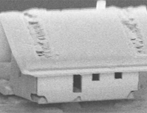 World's smallest house made using nanotechnology