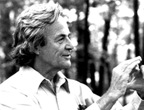 "Richard Feynman ""Tiny Machines"" Nanotechnology Lecture Video"