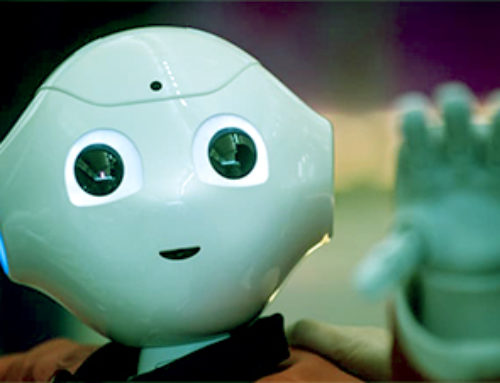 'Please do not switch me off!' People heed begging robot