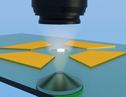 Scientists Use Light to Control Nanobots