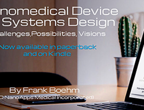 Nanomedical Device and Systems Design: Challenges, Possibilities, Visions now available to rent on Kindle