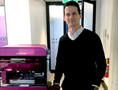 Sydney start-up Inventia develops 3D bio-printer to help speed up cancer research