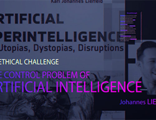 Video – Johannes Lierfeld 'The control problem of Artificial Intelligence as an ethical challenge'