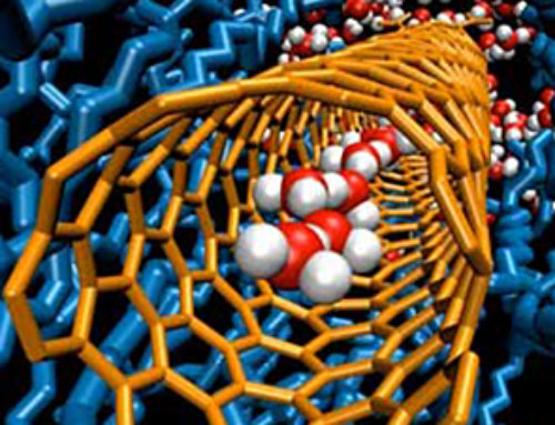 Use of nanopores could lead to cleaner water