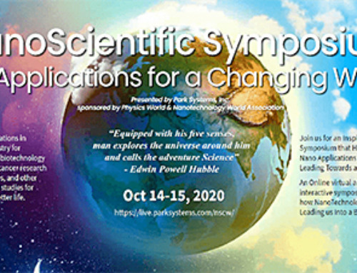 "Online Special Edition ""NanoScientific Symposium on Nano Applications"""