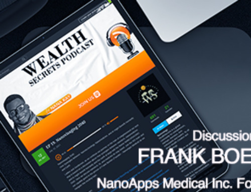 Podcast – Nanovisaging 2040 How Synergies between Nanotechnology, Nanomedicine, and AI might Benefit Humanity