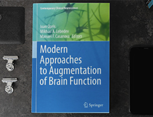 Frank Boehm contributes to 'Modern Approaches to Augmentation of Brain Function'