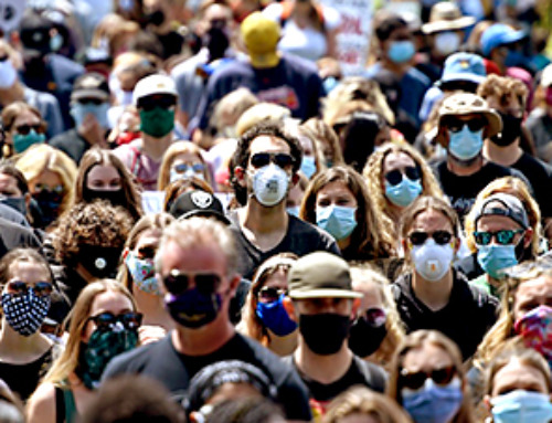 The COVID-19 pandemic has caused the biggest decrease in life expectancy since World War II